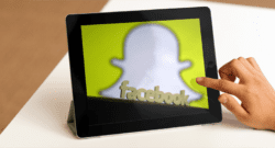 Platform Industry: Snapchat and Facebook social networks