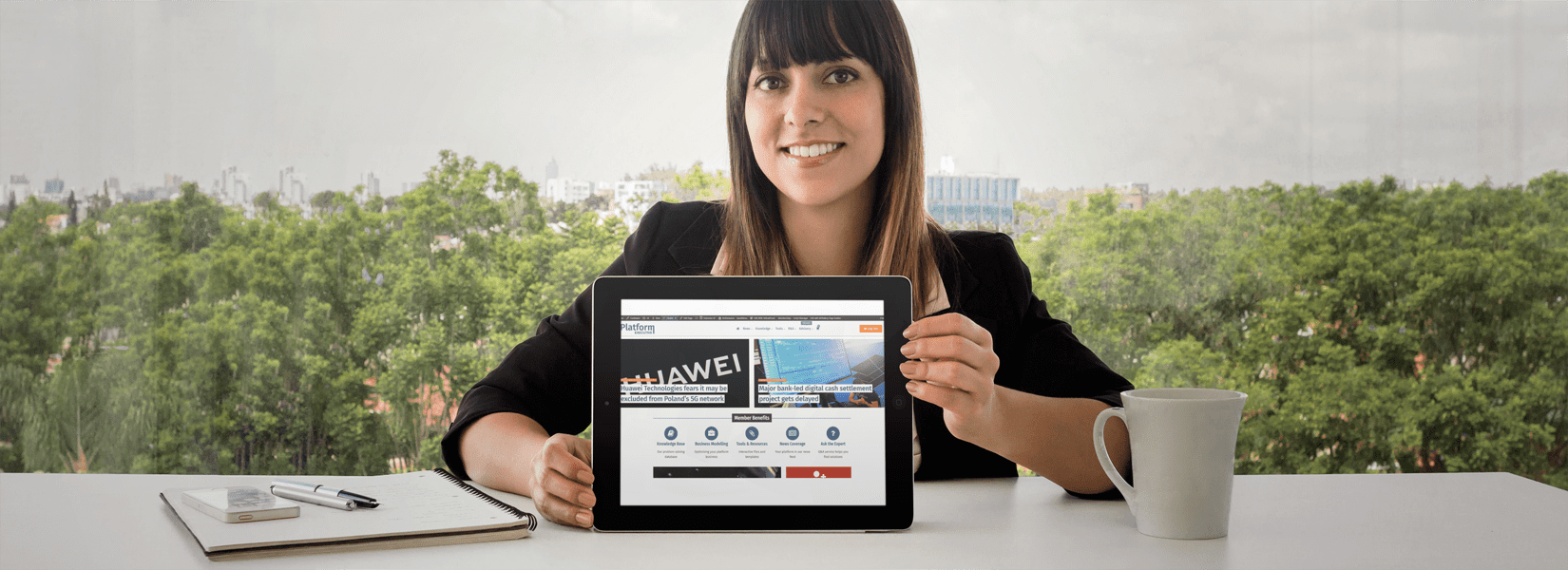 Platform review services from Platform Executive