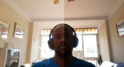 AI optimised video chat