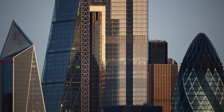 Platform news: London skyline