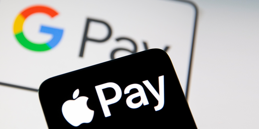 Google and Apple PAy